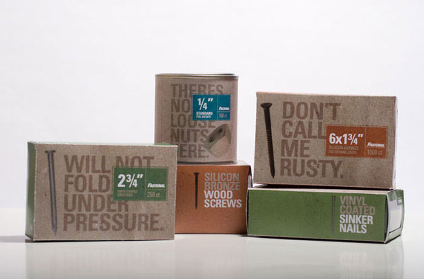 Fastenal Packaging Concept Print Design Inspiration
