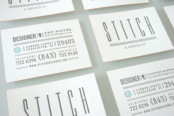 Stitch 1 Print Design Inspiration
