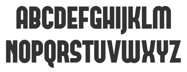 Forque Free Headline Bold Font available for Download