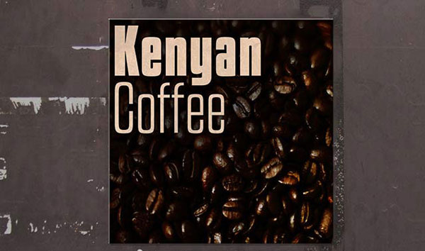 Kenyan Coffee Free Headline Bold Font available for Download