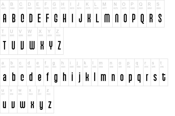 Qhytsdakx Free Headline Bold Font available for Download