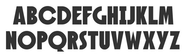 Speakeasy Free Headline Bold Font available for Download