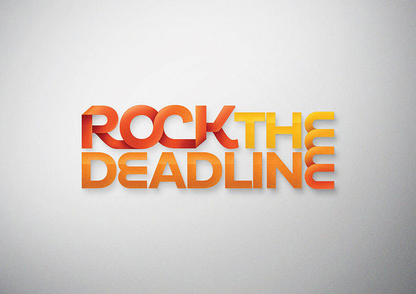 Rock the Deadline Brazilian Designer Inspiration