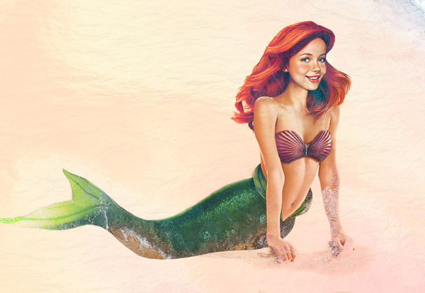 Real Life Disney Characters 1 by British Designers
