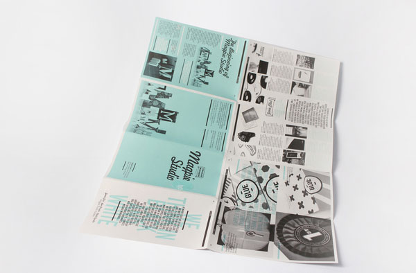 Circular Magazine Supplement by British Designers