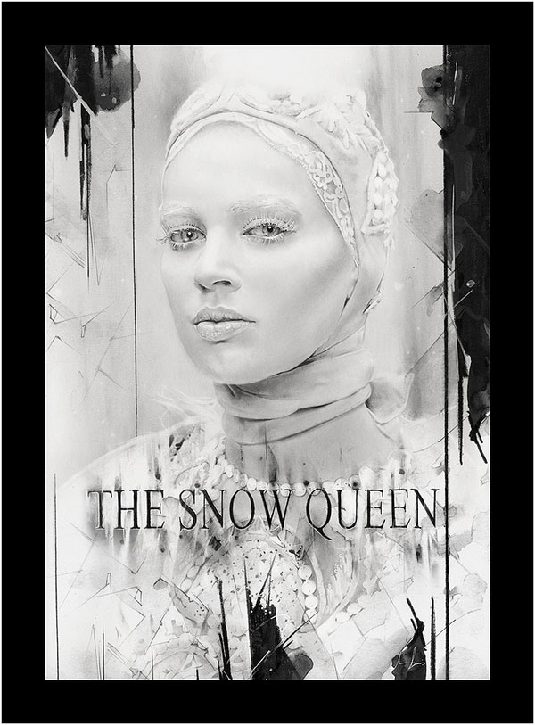 Snow Queen by British Designers