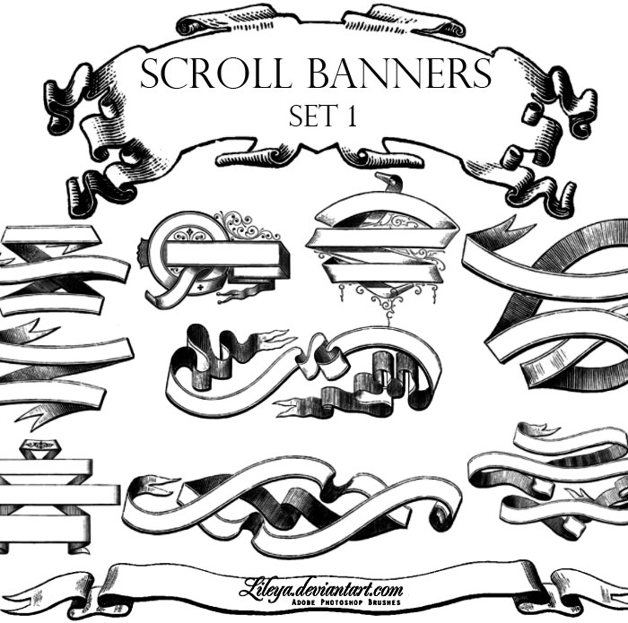Scroll Banners