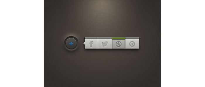 Social Pop-Up User Interface Design Inspiration