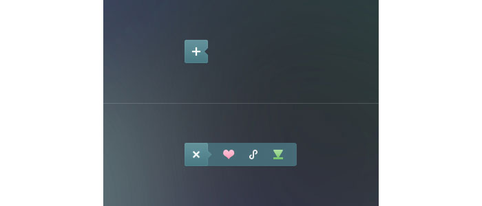 Options Rebound User Interface Design Inspiration