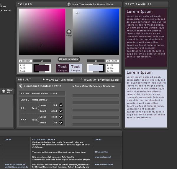 CONTRAST-A-WEB V2.0