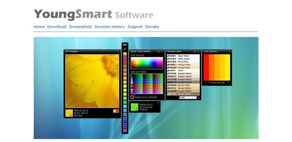 YS Instant Color Picker