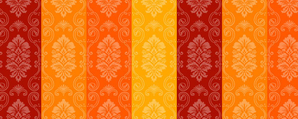 Aloha Turkey Colorful Free Seamless Tileable Pattern