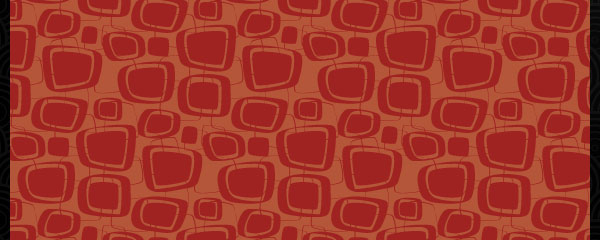 Hot Retro Feel Colorful Free Seamless Tileable Pattern