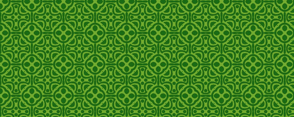 irish Colorful Free Seamless Tileable Pattern