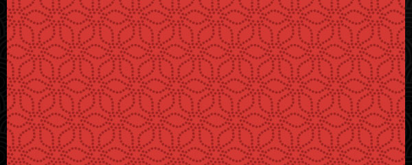 Modern Floral Red Colorful Free Seamless Tileable Pattern