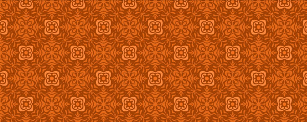 tangerine Colorful Free Seamless Tileable Pattern