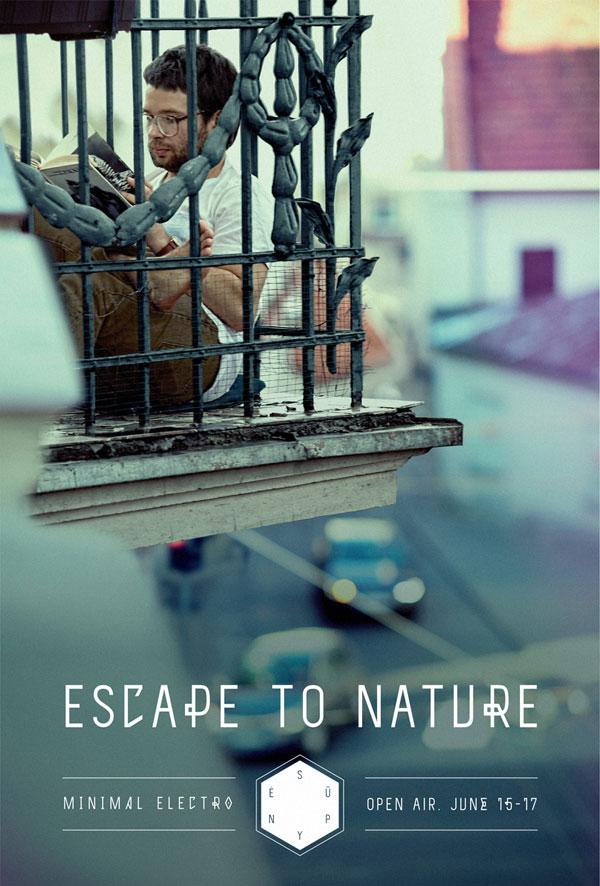 Ideas de publicidad de escape a la naturaleza: 500 anuncios creativos y divertidos
