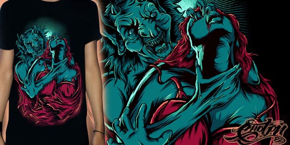Cool T-Shirt Designs That Designers Would Love