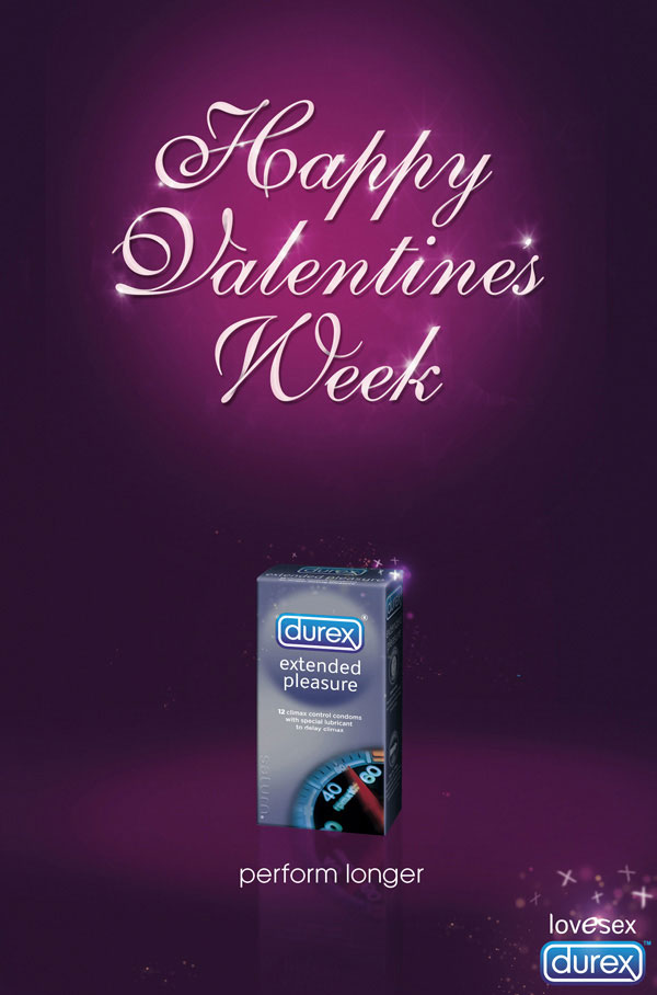 Happy-Valentine Advertisement Ideas: 500 anuncios creativos y geniales