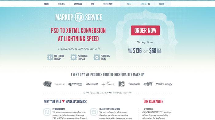 markup-service.com