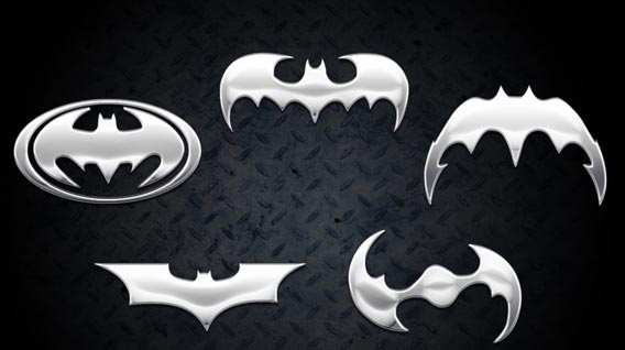 Batman Vector Photoshop custom shape