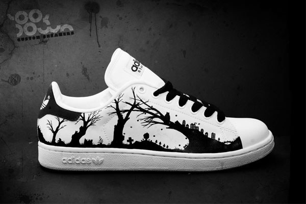 Custom Sneakers Smallworld