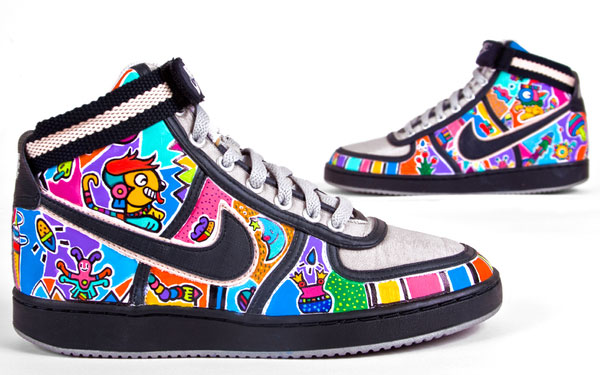 Custom Shoes Graphic Design