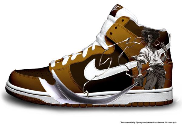 Cool Basketball Shoe Designs