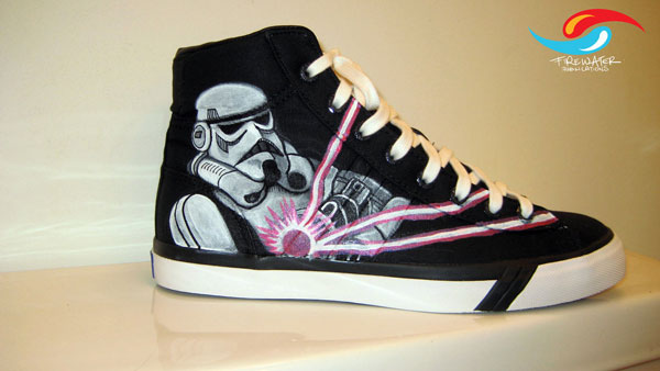 The Empire Strikes Sneakers