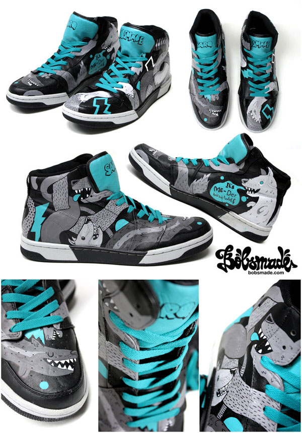 Wolve Sneakers