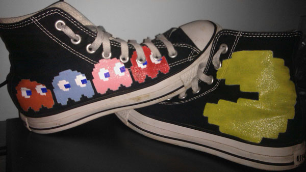 custom converse platforms