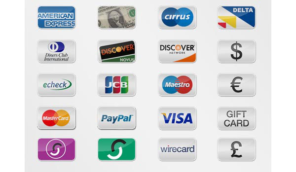 Image result for payment logos