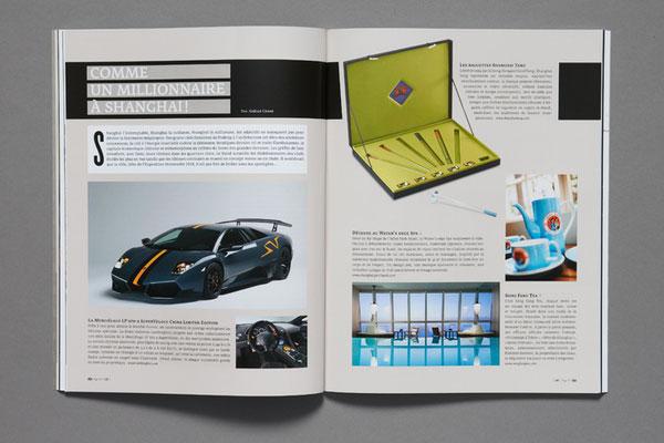LA-magazine-Les-Ambassadeurs Definición de diseño editorial, consejos y ejemplos