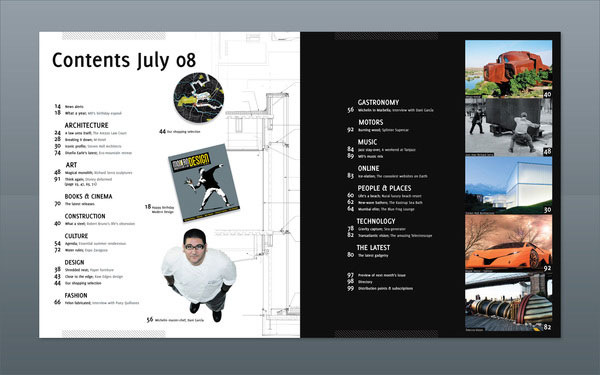 Modern Design Magazine 13 Editorial Design: Definition, Tips, And Examples