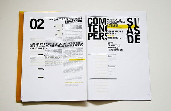 Oscar_Wilde_Retrospective Editorial design: definition, tips, and examples
