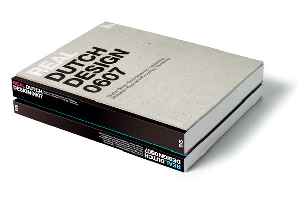 Real Dutch Design books Editorial Design Inspiration