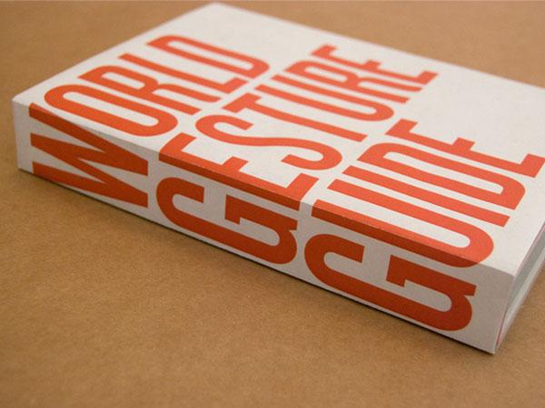 World-Gesture-Guide Definición de diseño editorial, consejos y ejemplos