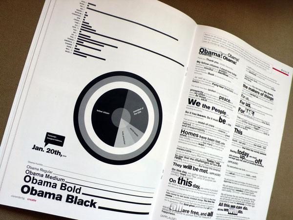 obamas-discurso-a-interpretación-tipográfica Definición, consejos y ejemplos de diseño editorial