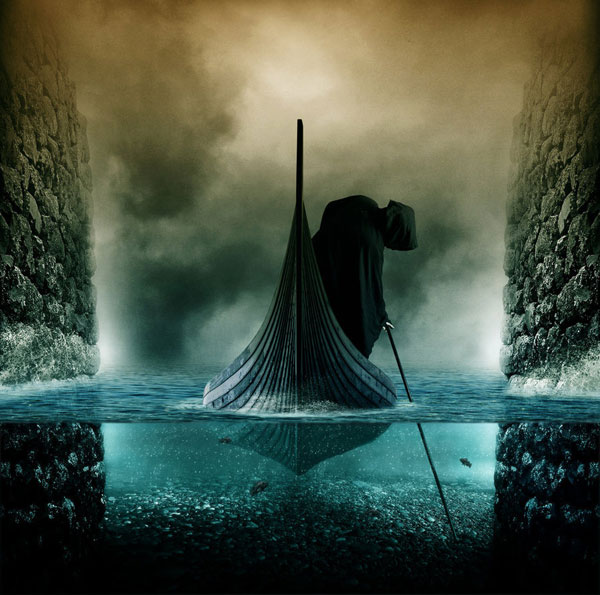 Death Portal Photoshop Design Inspiration