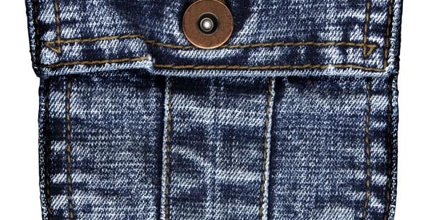 Jeans Pocket Free for Download