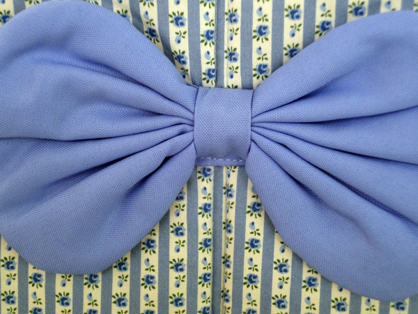 Blue Bow Free for Download