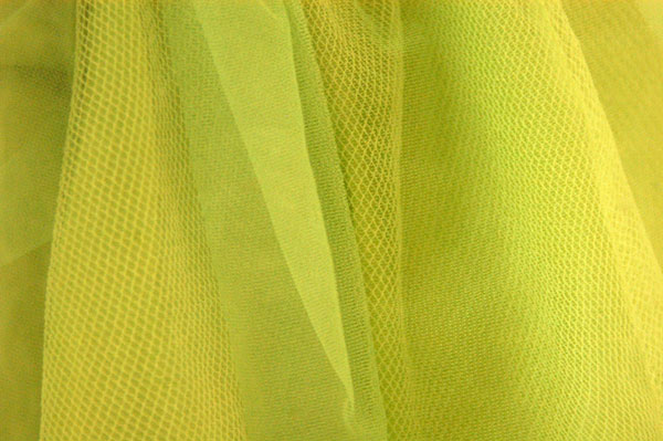lime tulle fabric texture Free for Download