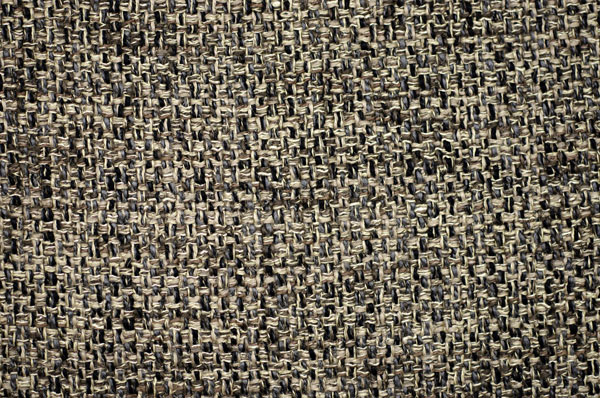 Macro of loose knitted brown fabric texture Free for Download