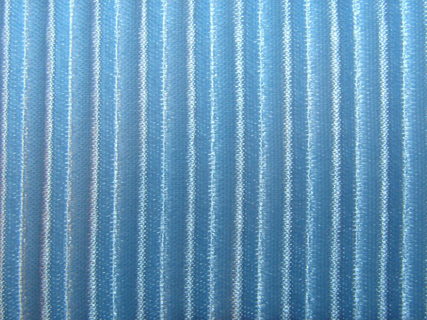 Ribbed Blue Silk Texture Free for Download