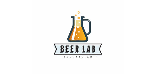 Beer Lab Logo Design Inspiration Made Just For Fun