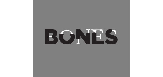 Bones Logo Design Inspiration Made Just For Fun