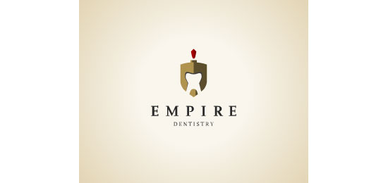 Empire Dentistry Logo Design Inspiration Made Just For Fun