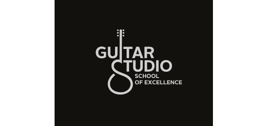 Guitar Studio Logo Design Inspiration Made Just For Fun