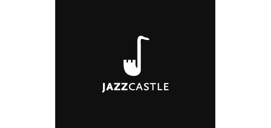 Jazz Castle Logo Design Inspiration Made Just For Fun