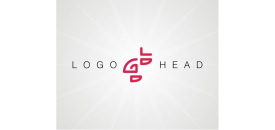 Logo Head Logo Design Inspiration Made Just For Fun